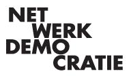 EYCA wordt in Nederland gecoordineert door Netwerk Democratie