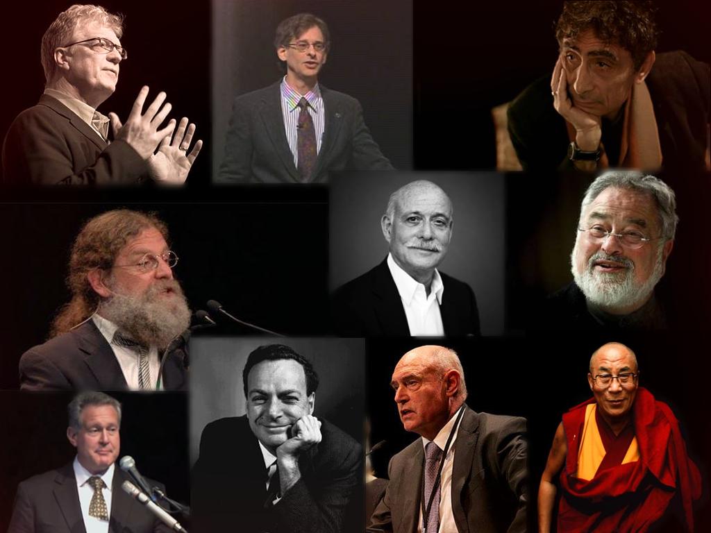 Tien inspirerende lezingen, limpidus.org Compilatie: Puck van der Veen