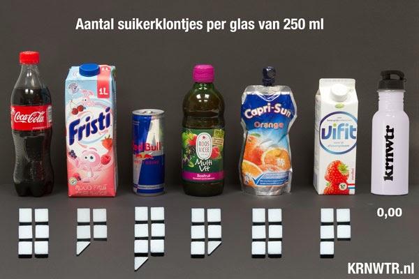aantal-suikerklontjes-per-glas-frisdrank